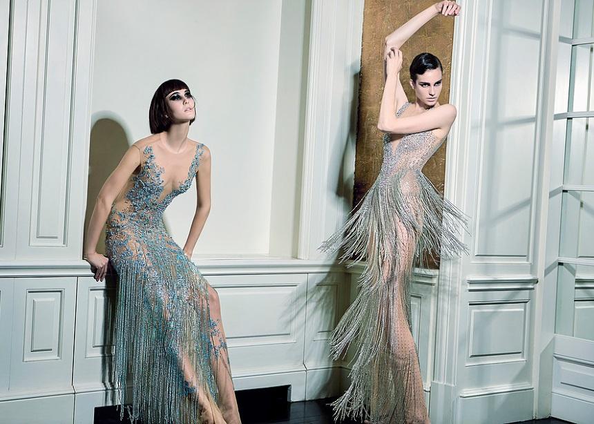 Η Celia Kritharioti ταξιδεύει μέχρι το Παρίσι για να παρουσιάσει την Couture συλλογή