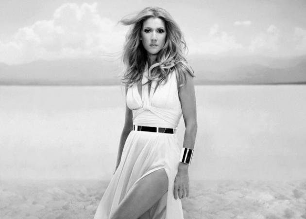 Celine Dion: Ποζάρει γυμνή  στα 49 της χρόνια! [pic]