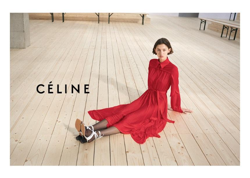 Ένας από τους μεγαλύτερους σχεδιαστές συνεργάζεται με τον οίκο Celine | tlife.gr