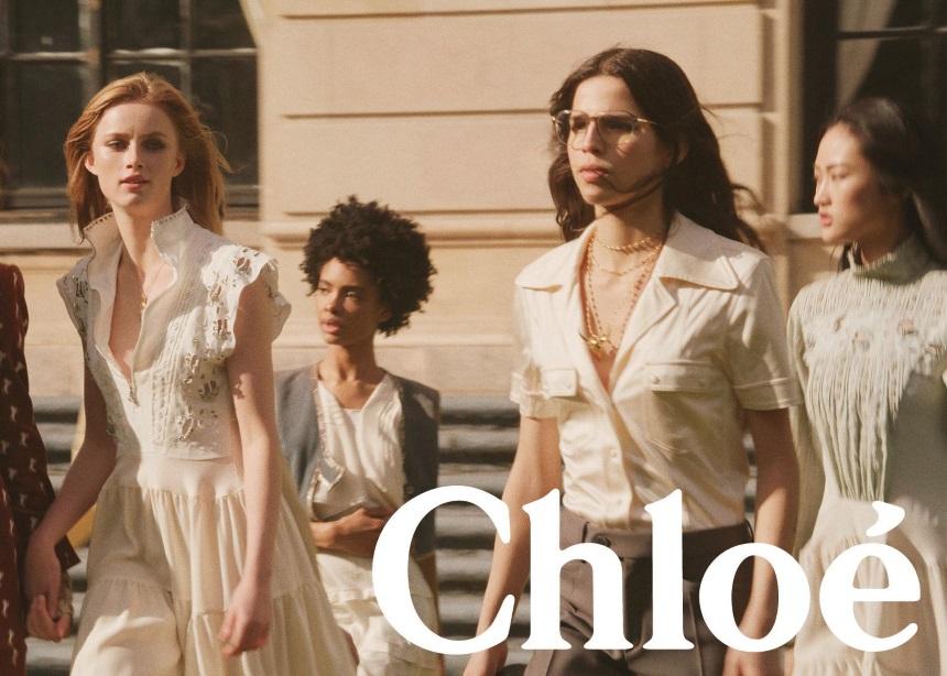 Το 70's στιλ θα είναι τάση τη νέα σεζόν και ο οίκος Chloe το αποδεικνύει με τη νέα του καμπάνια | tlife.gr