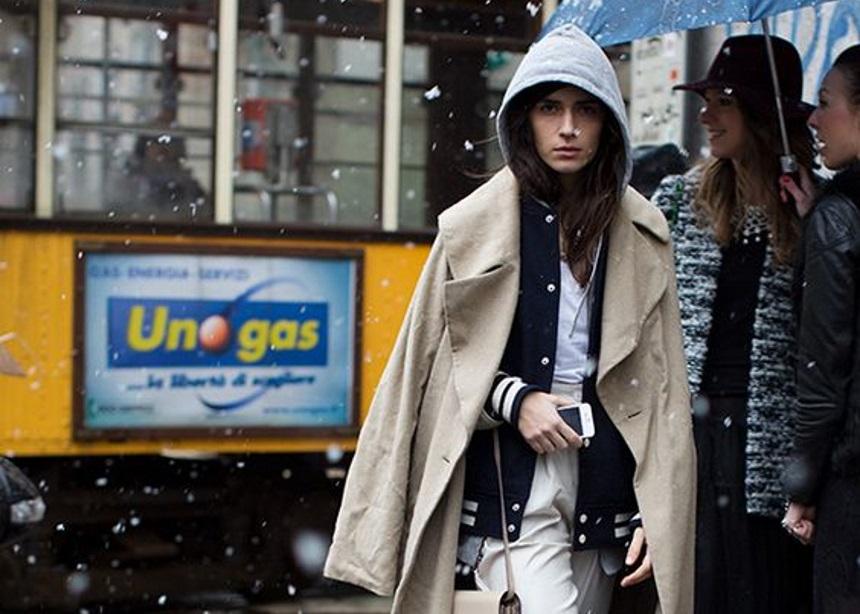 Έτσι φοράνε τώρα τα it girls το παλτό τους! | tlife.gr