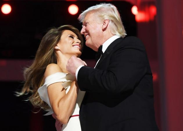 Donald και Melania Trump: Ο πρώτος χορός του Προεδρικού ζεύγους [vid] | tlife.gr