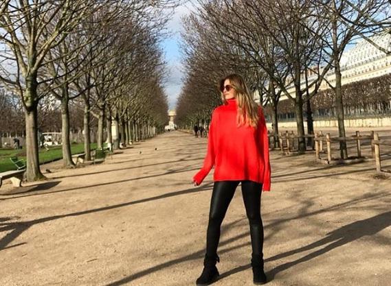 Δέσποινα Καμπούρη: Οι πιο μαγικές στιγμές που έζησε στο Παρίσι! [pics,vid] | tlife.gr