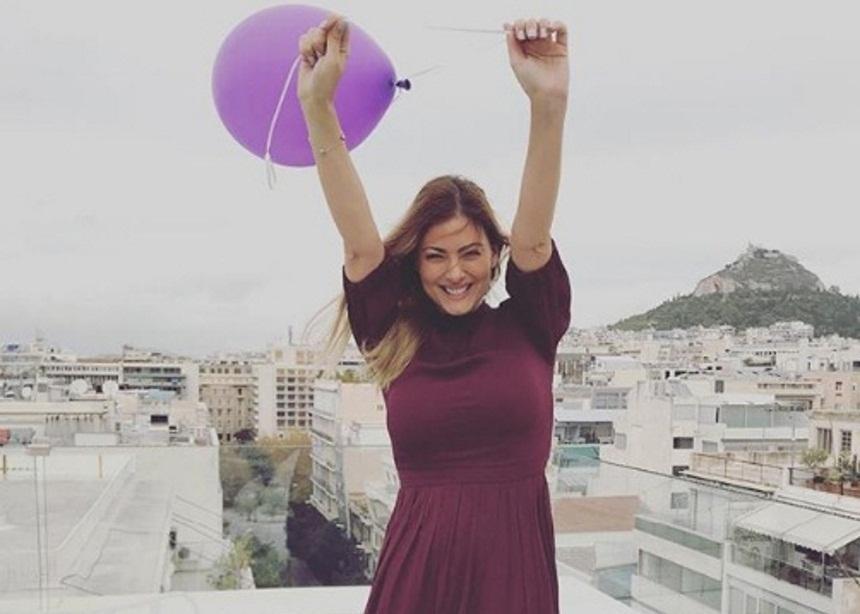 Δέσποινα Καμπούρη: Έκανε πιτζάμα πάρτι για τα γενέθλιά της! Video | tlife.gr