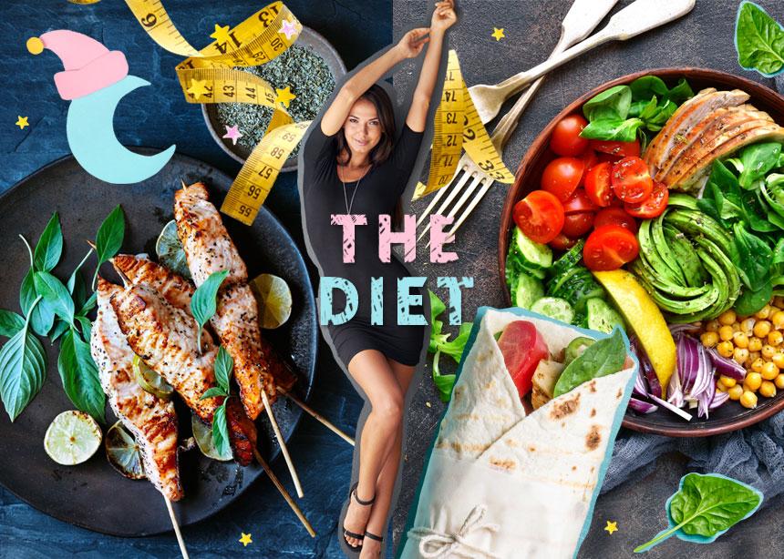 Η δίαιτα της νύχτας! Χάσε 4 κιλά τρώγοντας το βασικό σου γεύμα το βράδυ | tlife.gr