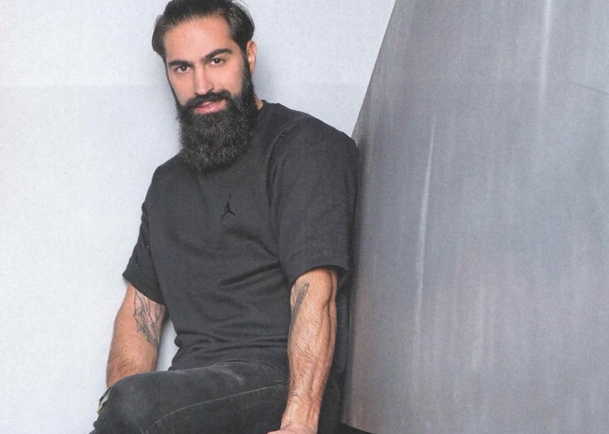 Μιχάλης Σεΐτης: Για πρώτη φορά ένας παραολυμπιονίκης στο Dancing with the Stars | tlife.gr
