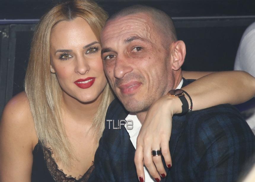 Έλενα Ασημακοπούλου – Μπρούνο Τσιρίλο: Ερωτευμένοι σε βραδινή έξοδο [pics] | tlife.gr