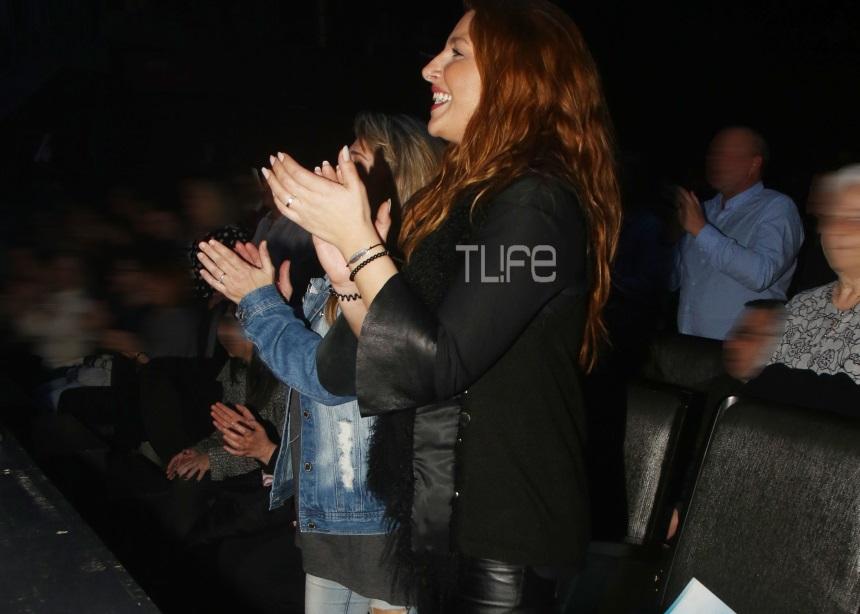 Έλενα Παπαρίζου: Με ποια παράσταση ενθουσιάστηκε; [pics] | tlife.gr