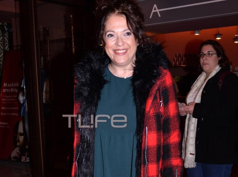 Ελένη Ράντου: Οι θεατρικές βραδιές είναι η πρώτη της επιλογή στις εξόδους της! | tlife.gr