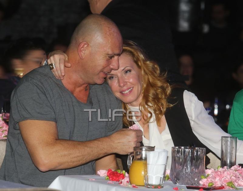 Εβελίνα Παπούλια: Full in love με τον σύντροφό της Σταύρο! Τρυφερές στιγμές σε βραδινή έξοδο! [pics] | tlife.gr