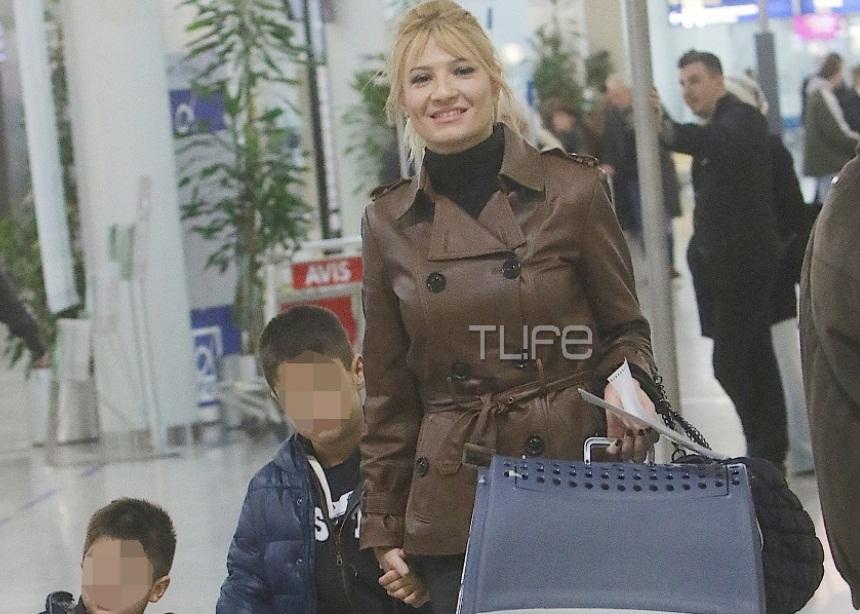 Φαίη Σκορδά: Οι γιοι της είναι η απόλυτη προτεραιότητά της! [pics]   tlife.gr