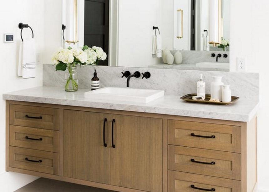 Πώς θα κάνεις τη διαφορά στο μπάνιο και την κουζίνα σου; Διάβασε και θα δεις!