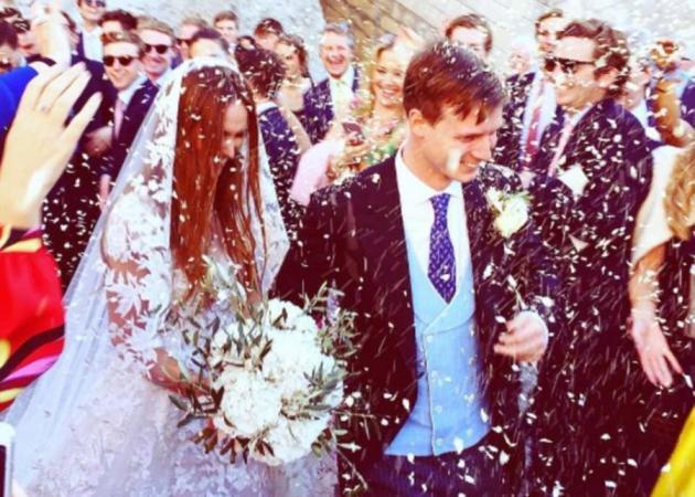 Γάμος χλιδής για τον γιο μεγιστάνα με καλλονή σχεδιάστρια μόδας! [pics] | tlife.gr
