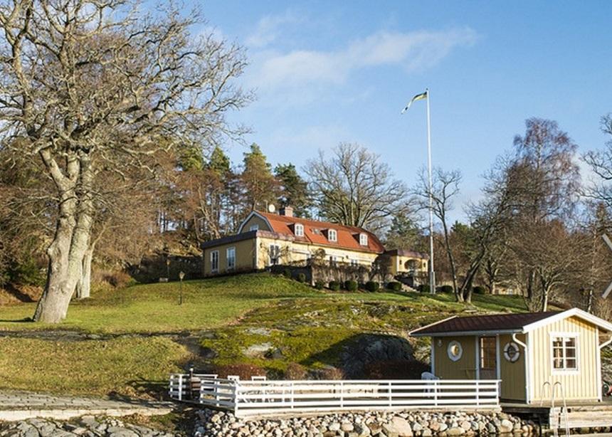 Πωλείται η Villa Garbo, το καταφύγιο της Γκρέτα Γκάρμπο   tlife.gr