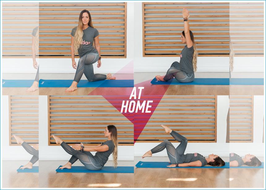 Γυμναστική στο σπίτι: 20 λεπτάκια αρκούν για να αποκτήσεις τέλειους, γραμμωμένους κοιλιακούς! | tlife.gr