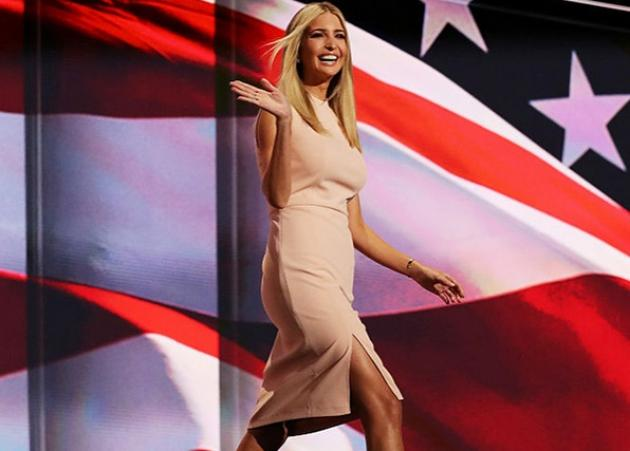 Ivanka Trump: Ποζάρει με το νεογέννητο ανιψιό της!