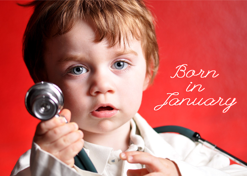 Τα μωρά του Ιανουαρίου: 9 χαρακτηριστικά για τα παιδιά που γεννιούνται τώρα   tlife.gr