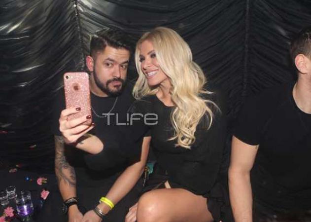 Κατερίνα Καινούργιου: Με τον πρώην της Βασίλη Σταθοκωστόπουλο στο ίδιο νυχτερινό κέντρο! | tlife.gr