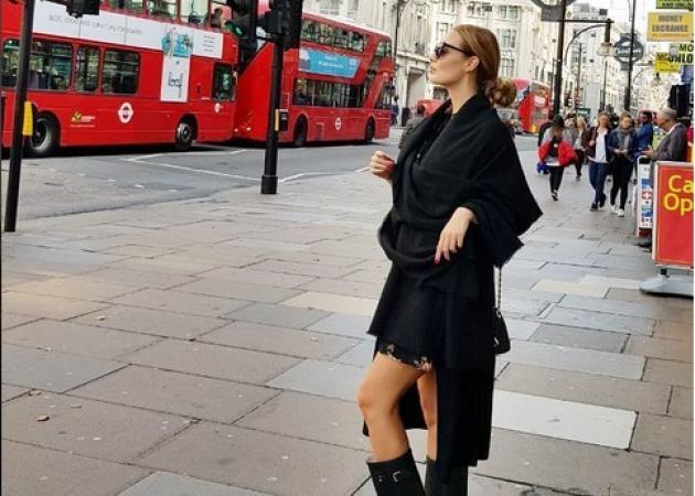 Αντωνία Καλλιμούκου: Νέες φωτογραφίες από το ταξίδι που έκανε στο Λονδίνο με τον σύντροφό της! | tlife.gr