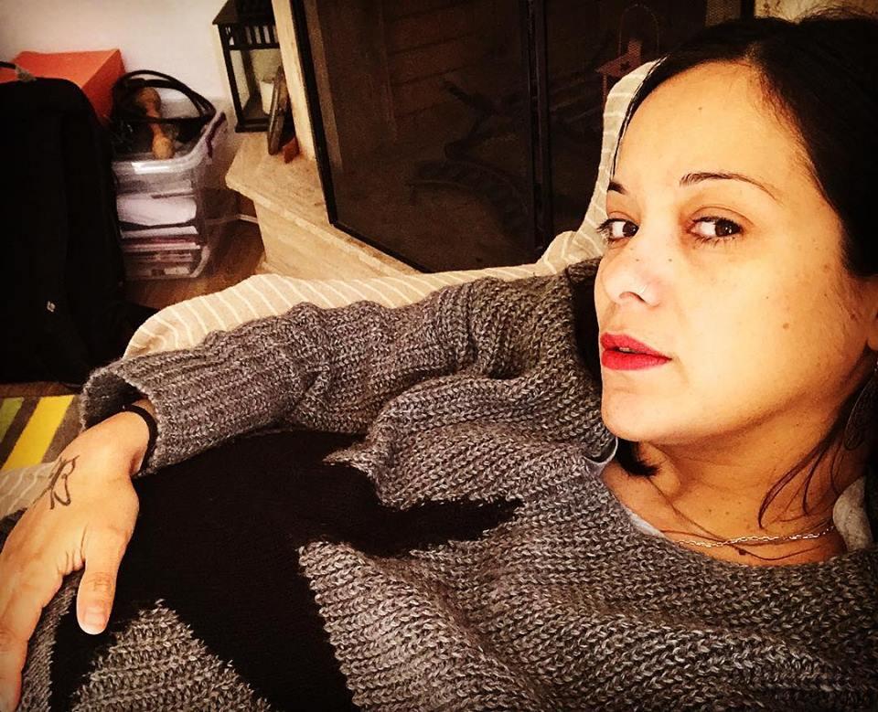 Kατερίνα Τσάβαλου: Κάνει beaute λίγο πριν γεννήσει! video   tlife.gr