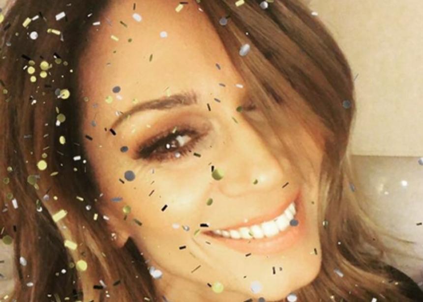 Έλλη Κοκκίνου: Απόδραση στη χιονισμένη Αράχωβα! [pics,vid] | tlife.gr