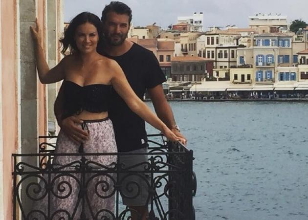 Κορίνα Στεργιάδου: Όταν η σύζυγος του Αντώνη Βλοντάκη πόζαρε για γαλλικό περιοδικό! | tlife.gr
