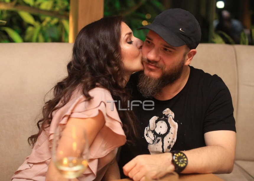 Βαλέρια Κουρούπη: Τρυφερά φιλιά και αγκαλιές με τον σύζυγό της! [pics] | tlife.gr