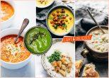 Συνταγές για σούπες: Το απόλυτο πιάτο του χειμώνα με ελάχιστες θερμίδες!