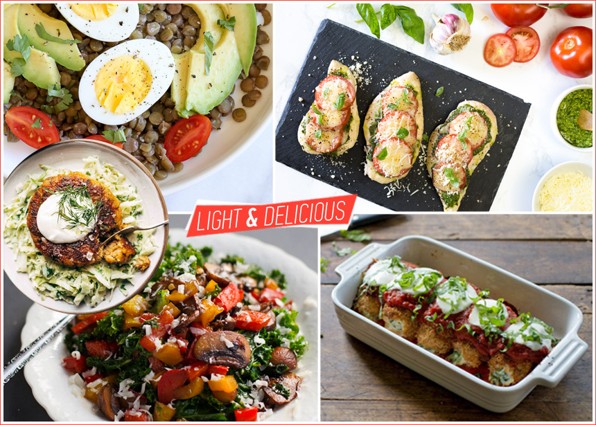 Ελαφριές συνταγές με πρωτεΐνη για γρήγορο αδυνάτισμα | tlife.gr