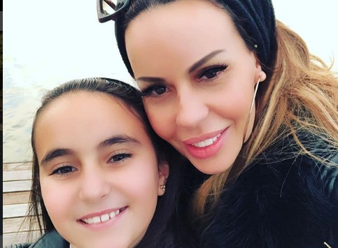 Ιωάννα Λίλη: Η κόρη της Μαρία χορεύει και εκείνη είναι μια περήφανη μαμά! video   tlife.gr