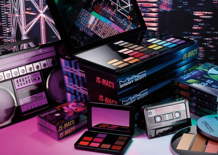 Η νέα συλλογή της MAC με τον Jeremy Scott είναι η πλέον αγαπημένη μας! | tlife.gr
