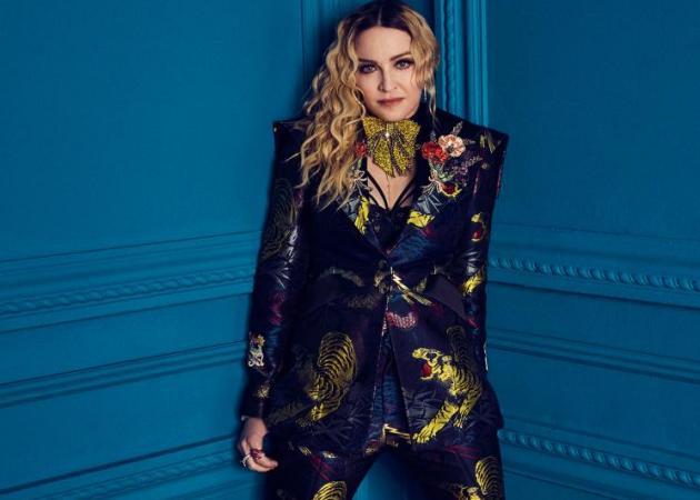 Η Madonna στον τελικό της Eurovision! | tlife.gr
