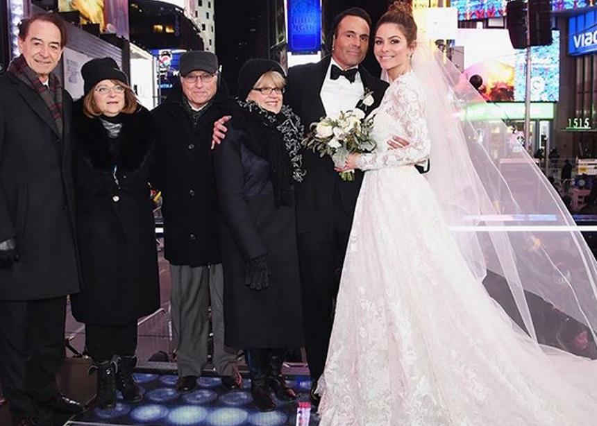Μαρία Μενούνος: Οι φωτογραφίες που μοιράστηκε από το γάμο της | tlife.gr