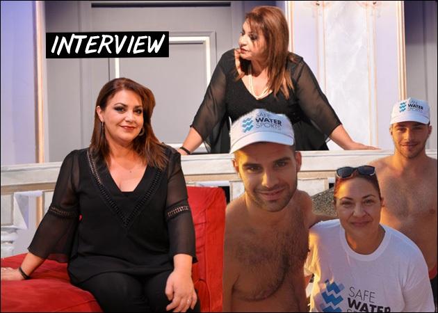 Μαρία Φιλίππου στο ΤLIFE: Η ιδιαίτερη σχέση με τους γιους της, τα δύσκολα χρόνια και η αγανάκτηση για τους πολιτικούς! video | tlife.gr