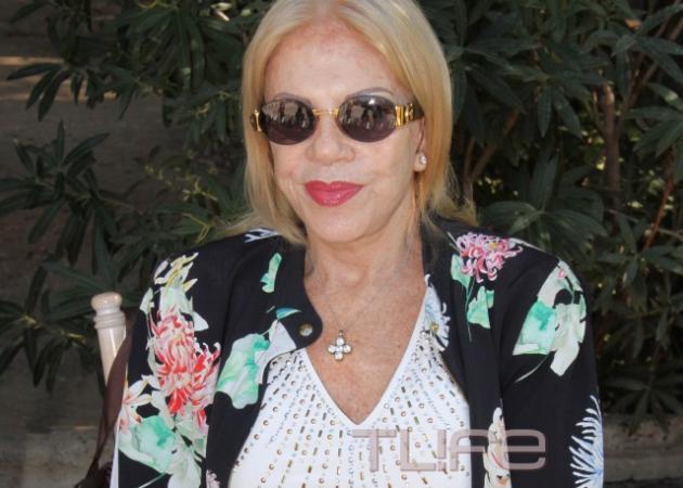 Μαριγώ Λαιμού: Εμφάνιση μετά από καιρό για την πεθερά της Μαριέττας Χρουσαλά! | tlife.gr
