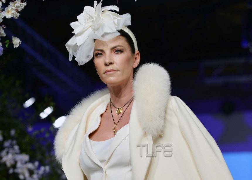 Μαρίνα Βερνίκου: Εντυπωσιακή εμφάνιση στην πασαρέλα bridal show [pics] | tlife.gr