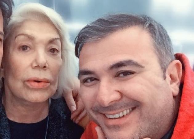 Μαρινέλλα – Αντώνης Ρέμος: Δεν θα πιστεύεις σε ποιο σημείο του πλανήτη συνάντησαν γνωστό τραγουδιστή! [pics]   tlife.gr