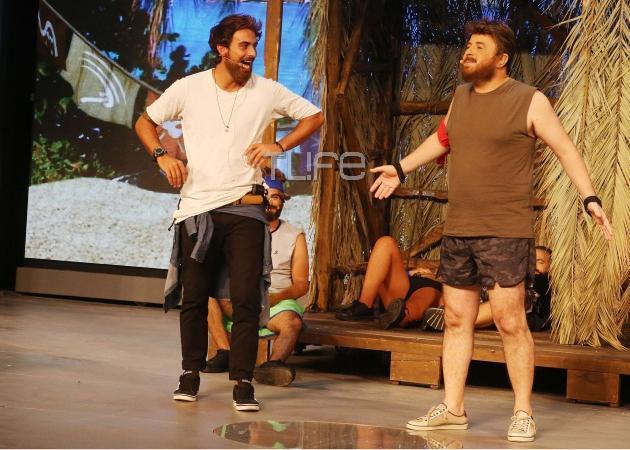 Ο Μάρκος Σεφερλής και ο Μάριος Πρίαμος έγιναν ξανά… Survivors! [pics] | tlife.gr