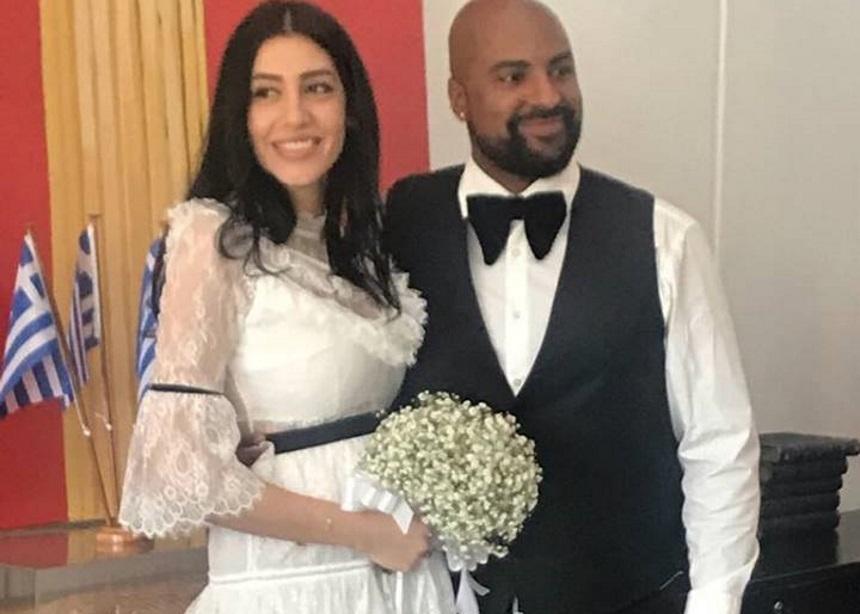 Ησαΐας Ματιάμπα: Βίντεο από το γαμήλιο γλέντι – Το τραγούδι που αφιέρωσε στη σύζυγό του | tlife.gr