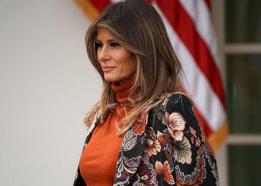 Δεν θα πιστέψεις πόσο κόστισε το γιορτινό φόρεμα της Melania Trump | tlife.gr