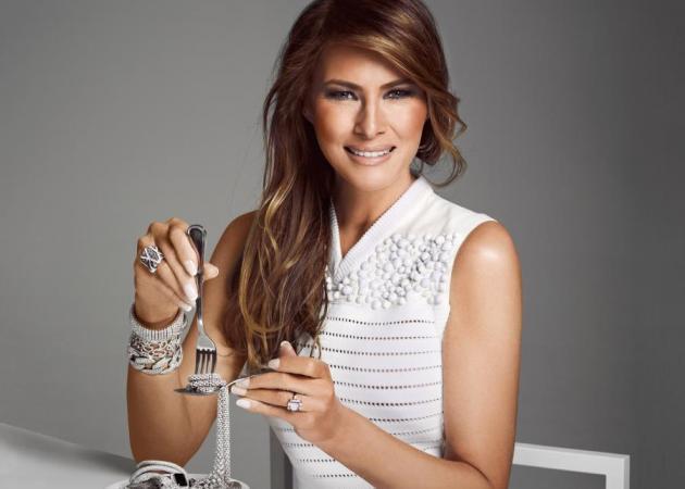 "Melania Trump: Ποιος θα ντύσει τελικά την Πρώτη Κυρία των ΗΠΑ;""Πόλεμος"" ανάμεσα στους σχεδιαστές μόδας! | tlife.gr"
