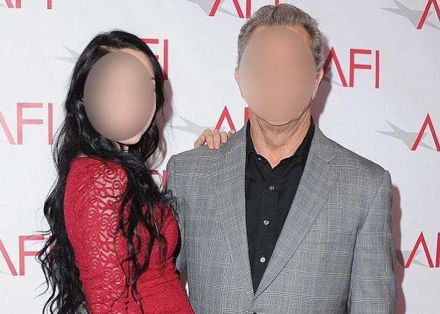 Διάσημος ηθοποιός έγινε για 9η φορά πατέρας στα 61 του από την 26χρονη σύντροφό του!