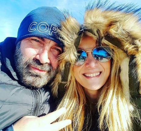 Νάταλι Κάκκαβα: Τα τρυφερά και συγκινητικά λόγια για τον άντρα της που γιορτάζει, λίγες μέρες μετά το θάνατο της μητέρας της | tlife.gr