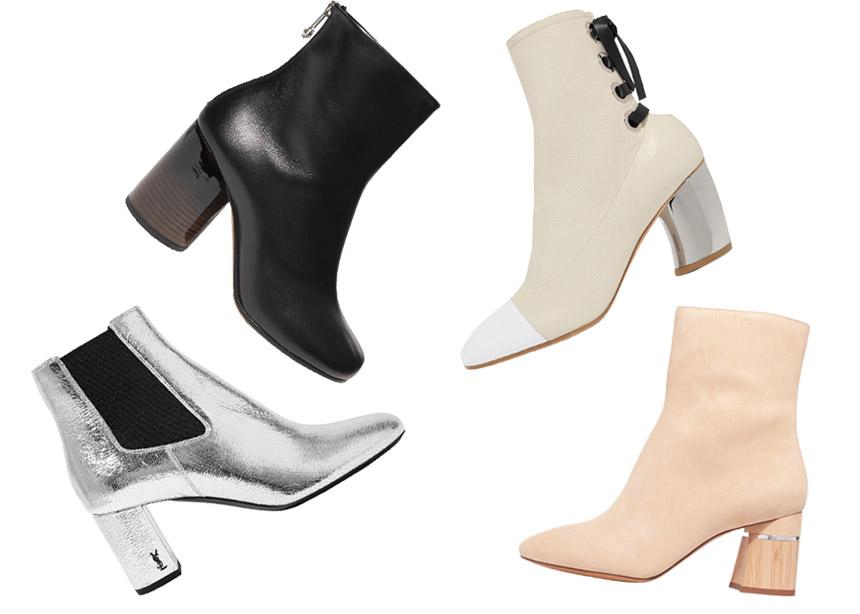 Οδηγός αγοράς: Στιλάτα ankle boots για τις κρύες μέρες | tlife.gr
