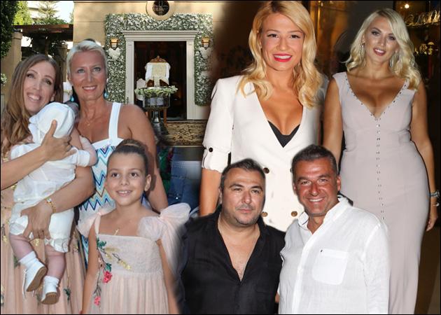 Όλη η showbiz στη βάφτιση και στη δεξίωση της οικογένειας Καμπουράκη στη Ρόδο! Φωτογραφίες | tlife.gr