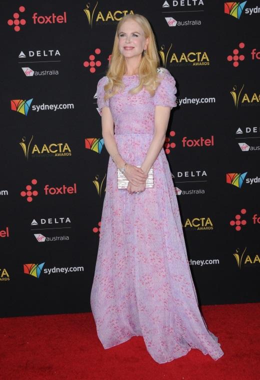 Η Nicole Kidman με Carolina Herrera | tlife.gr