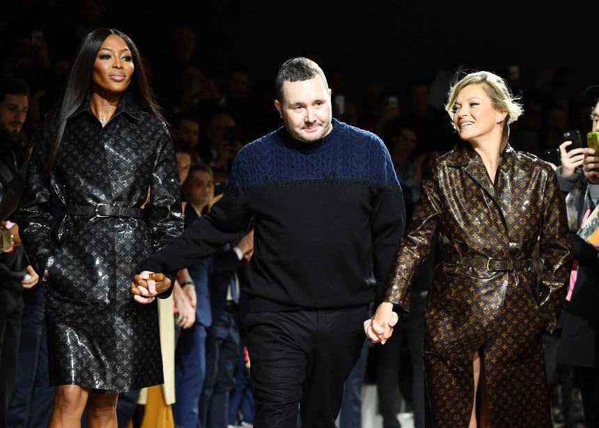 H Naomi Campbell και η Kate Moss περπάτησαν ξανά μαζί στην πασαρέλα! | tlife.gr