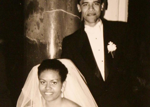 Michelle Obama: Η τρυφερή ευχή στον άντρα της για την 25η επέτειο του γάμου τους! [pic] | tlife.gr