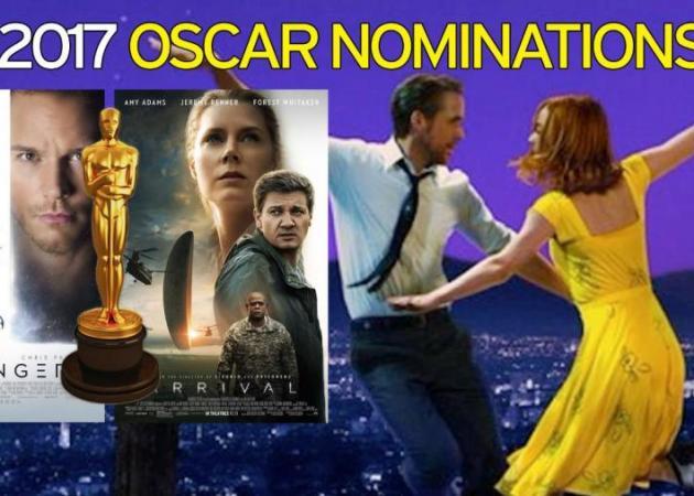 Oscar 2017: Όλες οι υποψήφιες ταινίες της φετινής σεζόν σε λιγότερα από τρία λεπτά! [vid] | tlife.gr