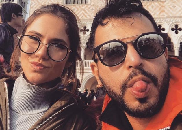 Έλενα Τσαγκρινού – Βασίλης Κουμεντάκος: Ερωτευμένοι στη Βενετία!
